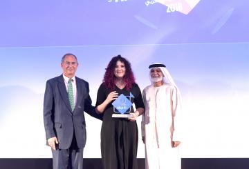 Image Nation recognizes next gen filmmakers at Arab Film Studio awards