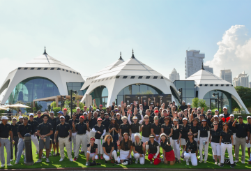 IN PICTURES: Nat Geo and Emirates Golf Club team up for Planet or Plastic campaign
