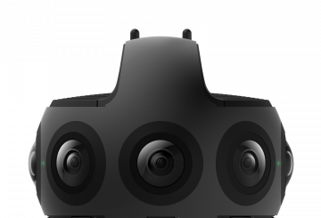 Insta360 opens pre-orders for 11K eight-Lens VR Cinema Camera