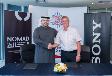 Al Ahli partners with Sony to develop NOMAD creative hub in Dubai