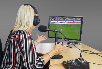Quicklink provides remote commentary solution for European football tournament