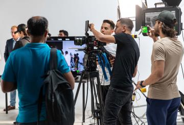 Advanced Media hosts Zeiss Supreme Prime lens workshop