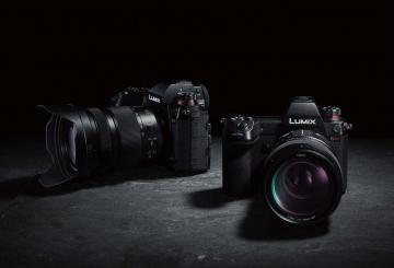 Panasonic launches LUMIX S Series full-frame mirrorless cameras