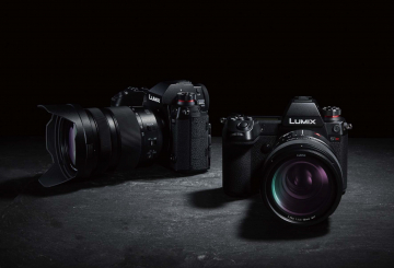 Panasonic launches LUMIX S Series full-frame mirrorless cameras