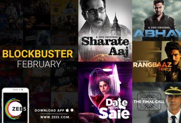 Zee announces lineup of Original shows on Zee5