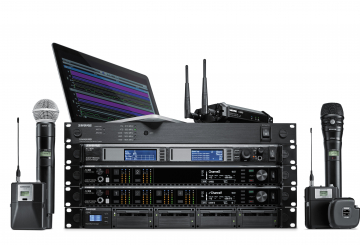Shure's Axient Digital ADX series available worldwide
