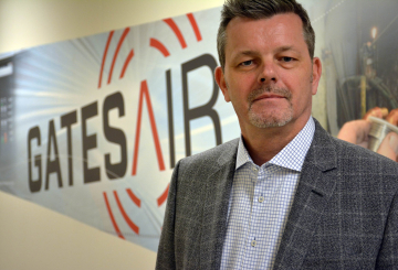 GatesAir expands EMEA sales team with appointment of Alexander Kurz
