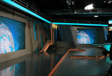 Metafora Production chooses Ross Video for new Syria TV channel
