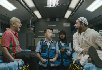 Emirati comedy movie Rashid & Rajab to be released in June