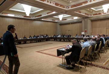 Over 70 industry professionals attend 10th Arab HDTV and Beyond Group meeting