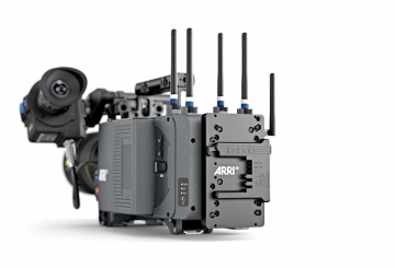 ARRI to use 24 volt battery in future cameras