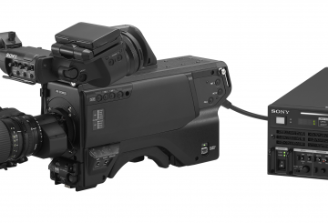 Sony launches latest camera system for 4K live production