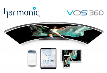 Harmonic adds Microsoft Azure support and expands partnership with Akamai for Harmonic VOS360 SaaS