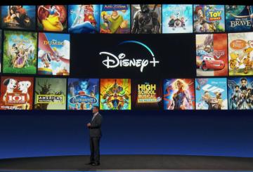 Disney reveals details of Disney Plus service