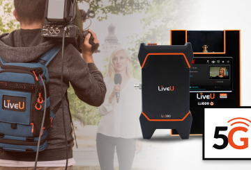 LiveU joins forces with AT&T to introduce 5G News and Sports Broadcasts