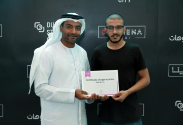 Dubai Studio City recognises talented amateur UAE filmmakers