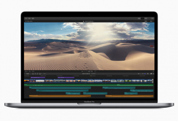 Apple introduces first 8-core MacBook Pro, the fastest Mac notebook ever