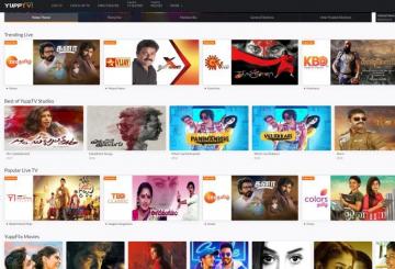 Du to offer South Asian TV service YuppTV