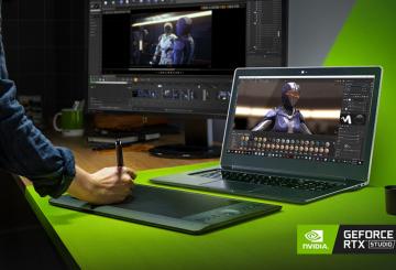 Nvidia launches studio series of notebooks and Nvidia Studio platform for content creators
