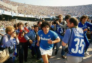Asif Kapadia's Diego Maradona documentary releases June 14