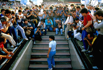 WATCH: Trailer for Diego Maradona documentary, released June 14