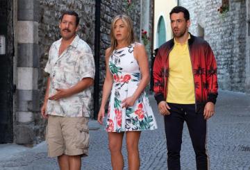 30 million audience for 'Murder Mystery' breaks Netflix records