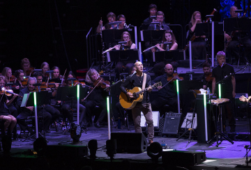 In pictures: Astera lights up The Who concert