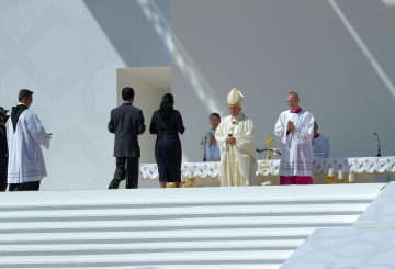 Documentary on Pope Francis' UAE visit to premiere on September 12