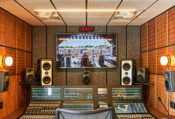 Spiritland Productions kits OB vehicle with System T