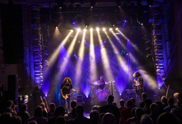 Robe lights up Luxor Live