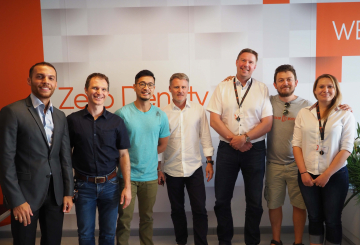 Broadcast Solutions and Zero Density enter strategic partnership