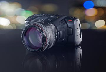 Blackmagic announces 6K Pocket Cinema Camera