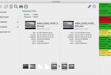 Imagine releases tool for file video asset tool