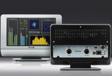 Dante-enabled RTW TouchMonitor TM7 and TM9 on sale