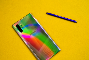 In pictures: First pre order Samsung Galaxy Note 10 Plus in the UAE