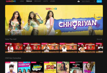 India's Dish TV to launch OTT Service Watcho