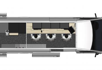 Broadcast Solutions unveils new Concept Van at IBC 2019