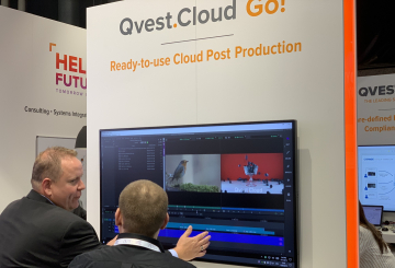 Qvest introduces integration with Avid