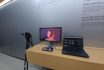 Blackmagic's Atem Mini targets independent broadcasters