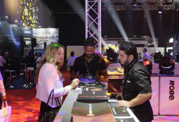 Prolight + Sound Middle East opens on Oct 15
