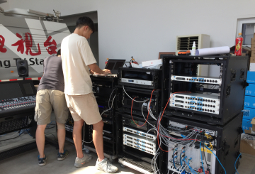 Beijing Television turns to IP-based EFP with Lawo