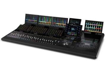 Avid launches S4 Control Surface