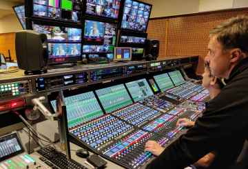 Lawo Audio used at Russia's Premier TV channel