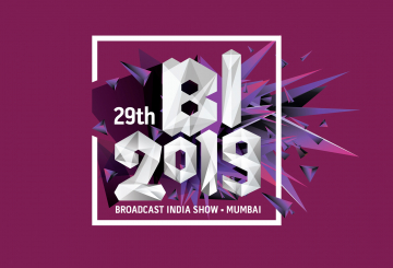 Telemetrics exhibits with Grass Valley at Broadcast India 2019