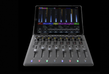 Avid debuts S1 audio control surface