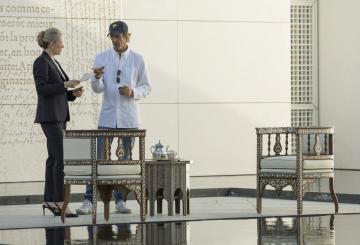 Watch: BTS of 6 Underground cast and crew in Abu Dhabi