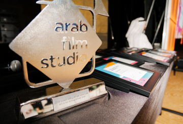 In pictures: Arab Film Studio 2019 ceremony