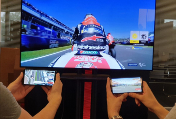 MotoGP viewers get multi-view experience in Austria through NativeWaves