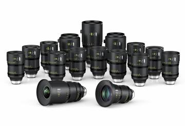 ARRI releases new range of signature prime lenses