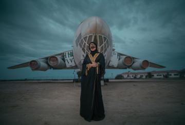 The Arts Center at NYU Abu Dhabi hosts the world premiere of Al Raheel | Departure